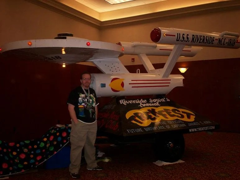 Starbase Indy convention, Indianapolis, Thanksgiving weekend