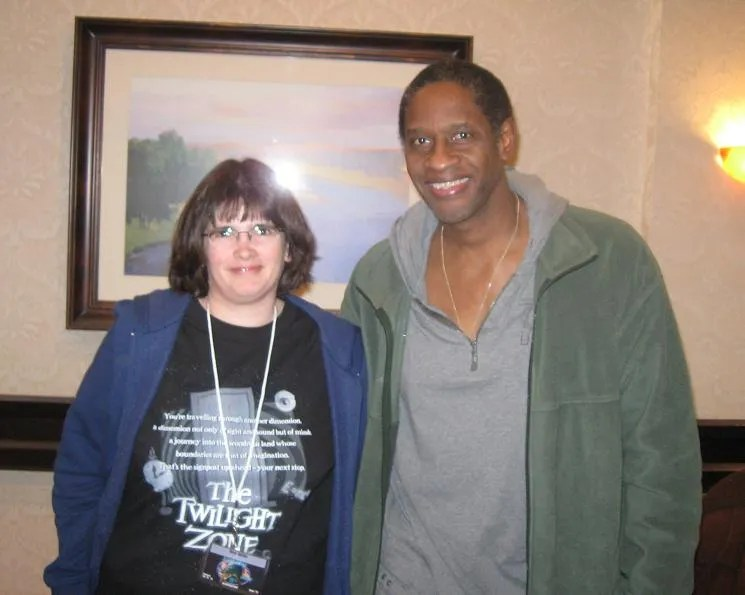 Tim Russ, Starbasy Indy 2010, Indianapolis