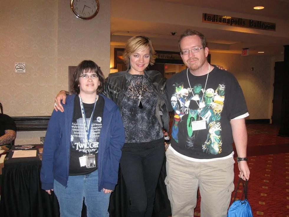 Crystal Allen, Starbase Indy 2010