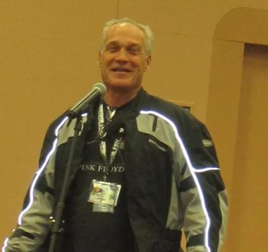 Jay Acovone, Starbase Indy 2013