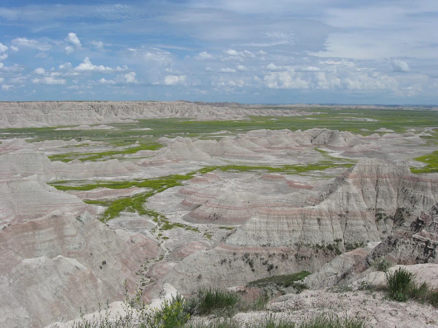 Badlands of SD