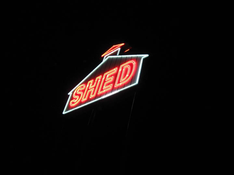Machine Shed, Davenport, Iowa