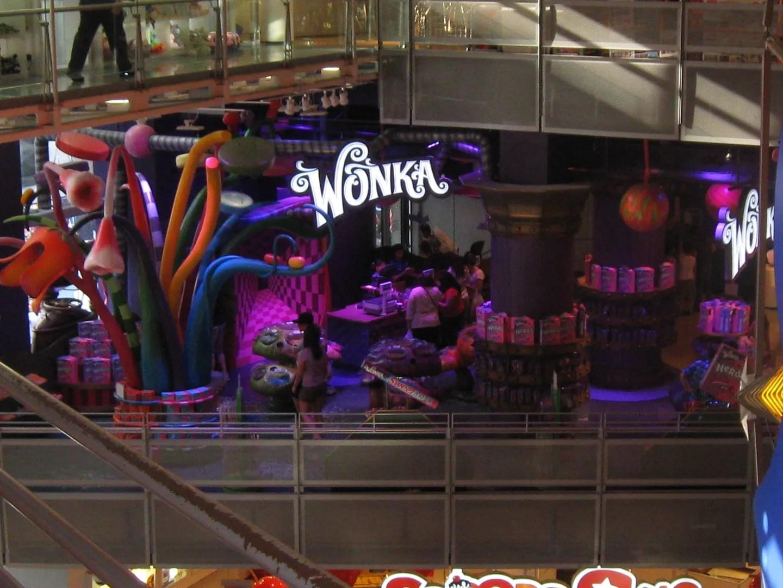 Willy Wonka Shop, Toys R Us, Manhattan