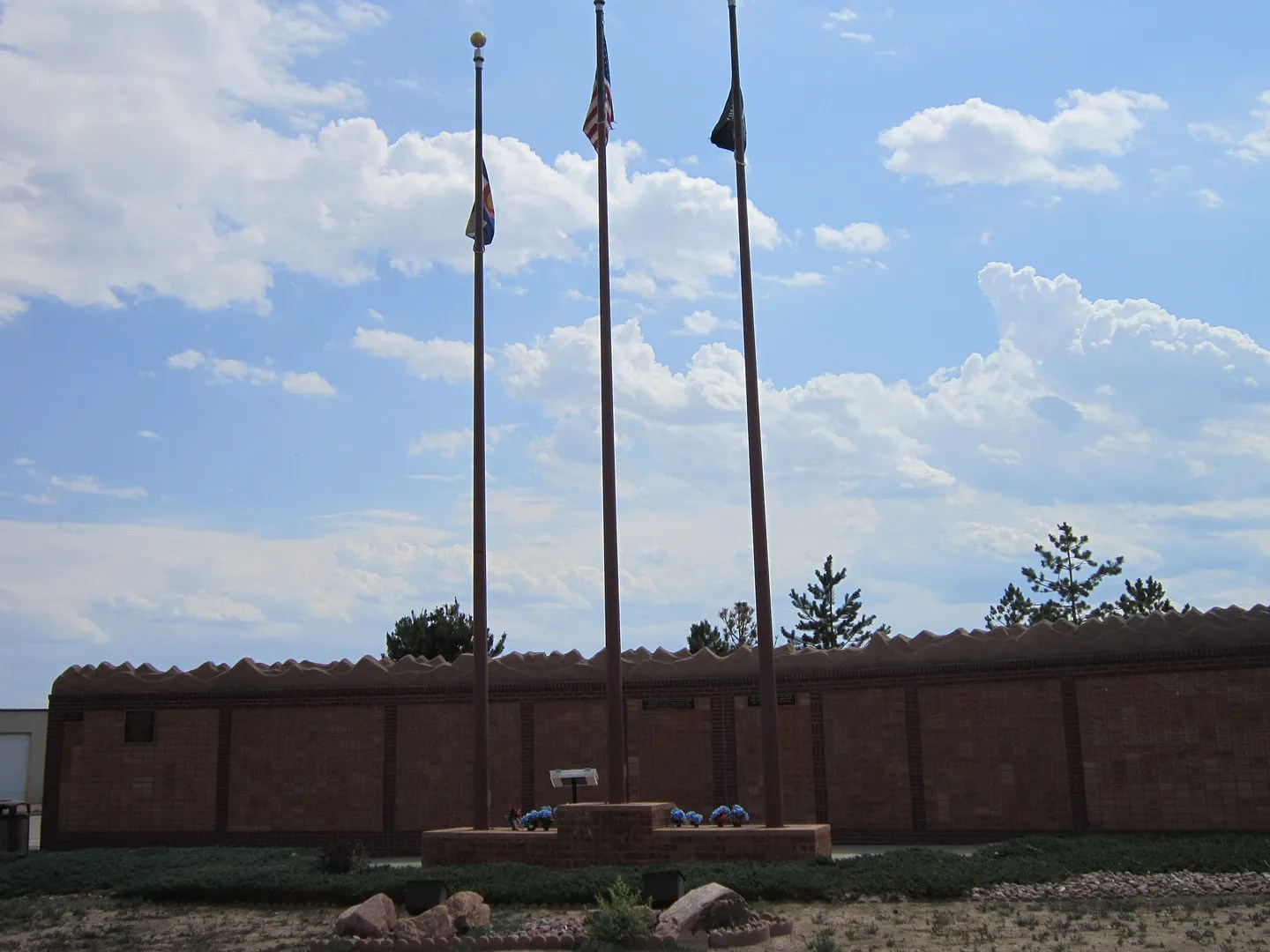 Boston War Memorial Park, Colorado