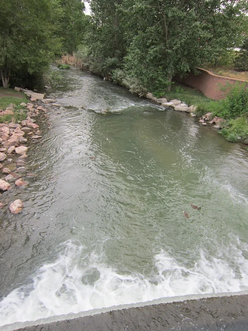 Arkansas River, Arkansas Riverwalk, Pueblo Colorado