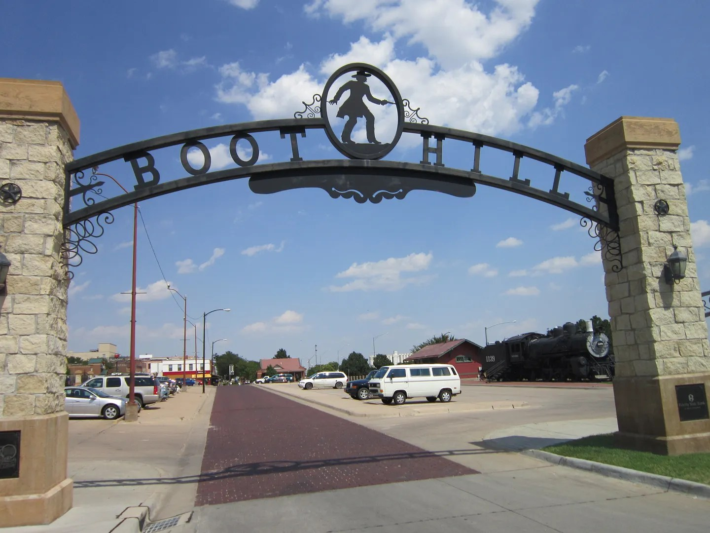 Boot Hill Museum, Dodge City, Kansas