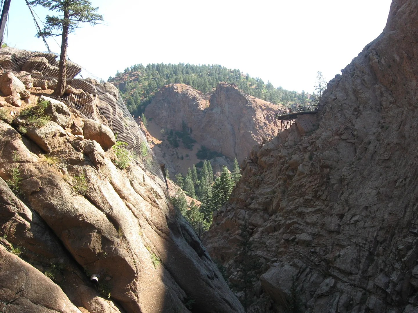 Seven Falls, Colorado Springs, The Nest