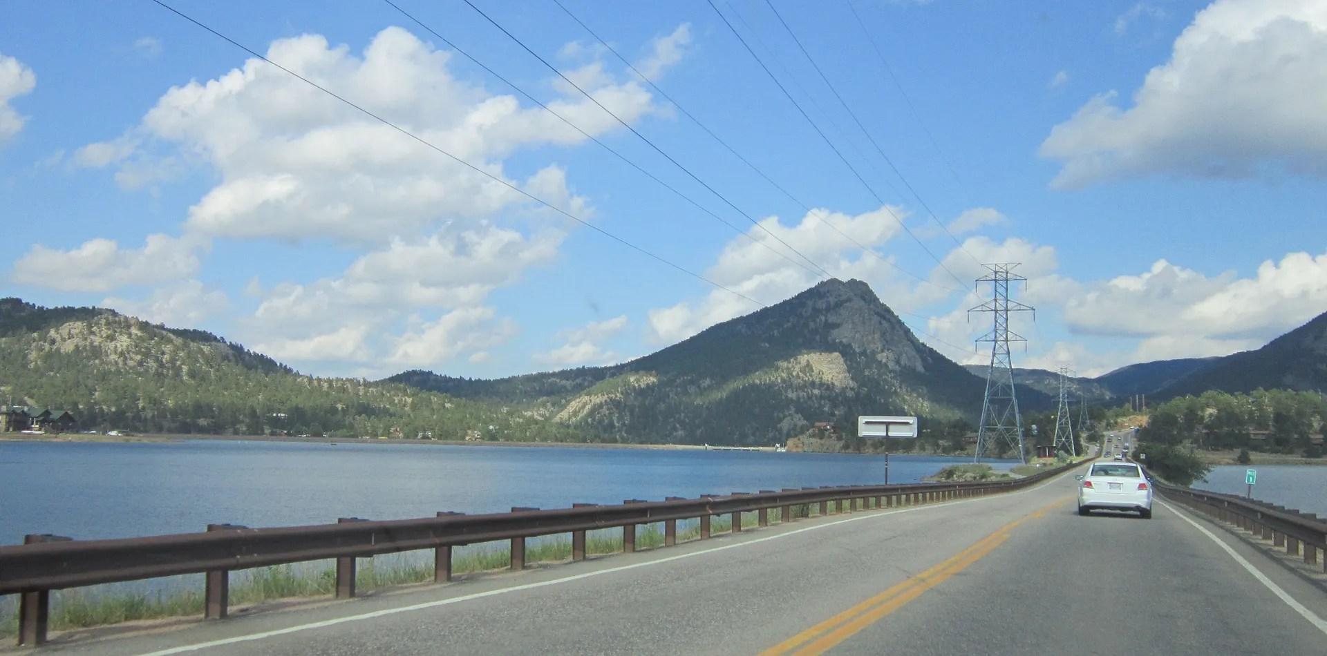 Lake Estes, Estes Park, CO