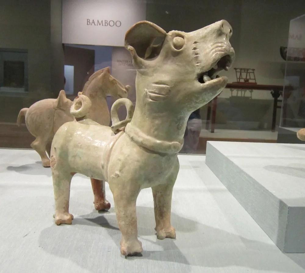 Japanese sculpture, Denver Art Museum