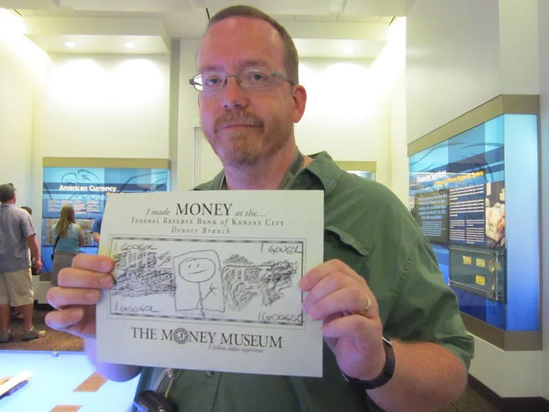 children's money exhibit