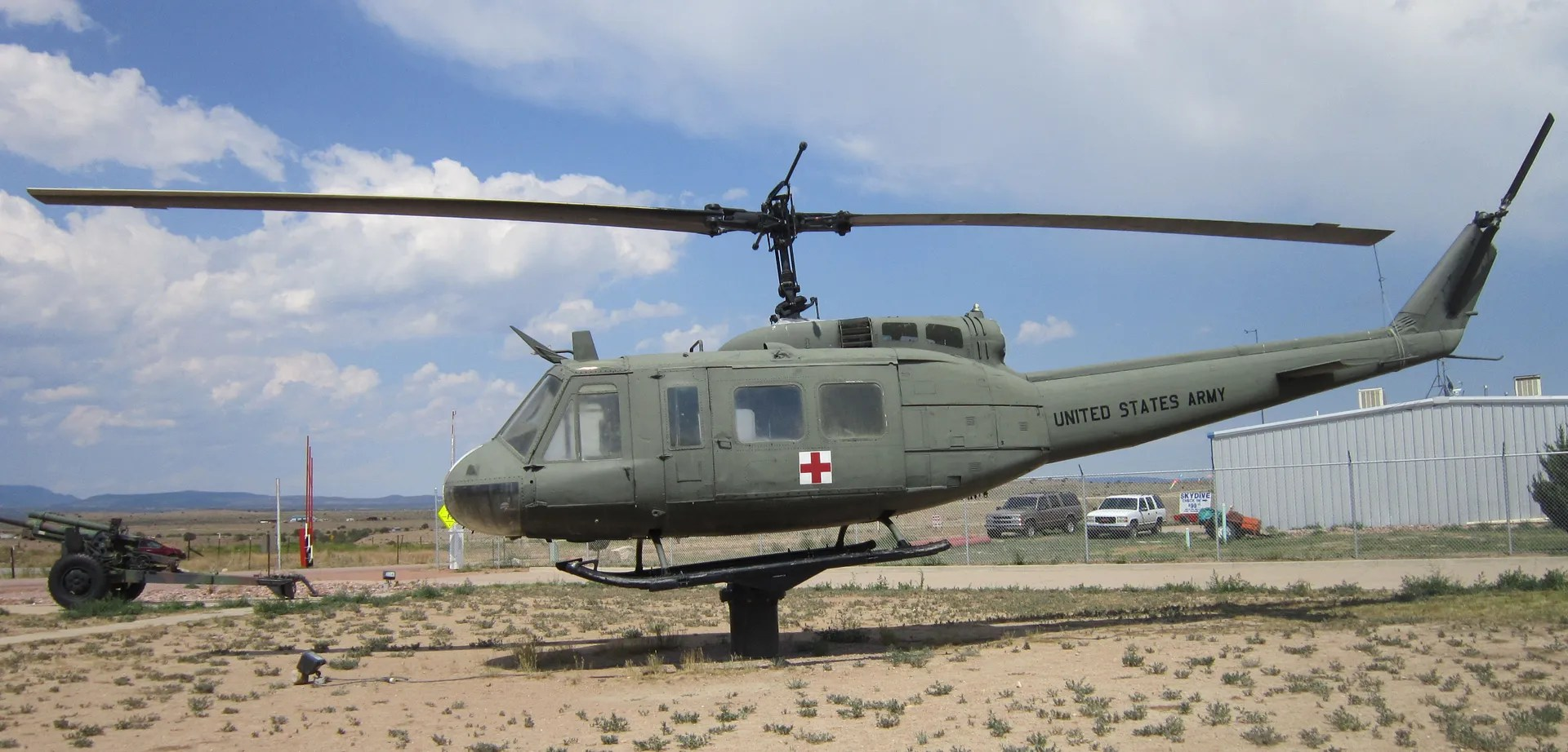 Huey Medivac, Colorado