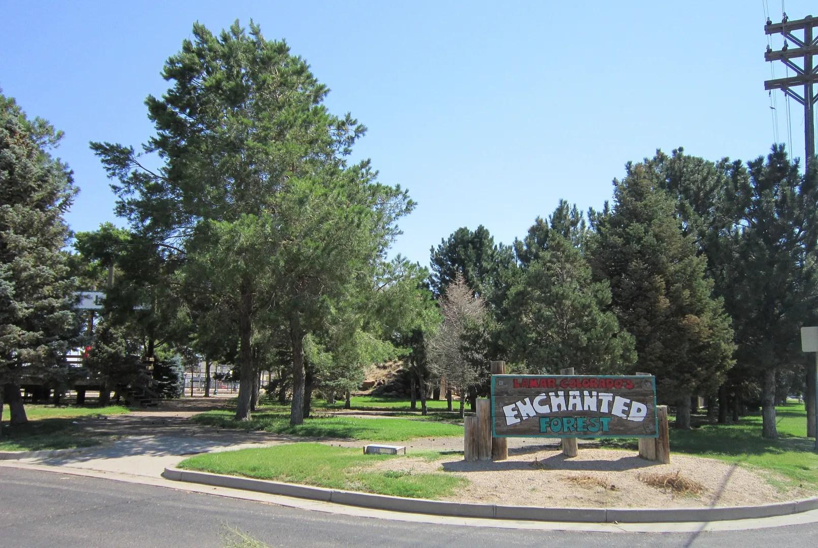 Enchanted Forest, Lamar, Colorado