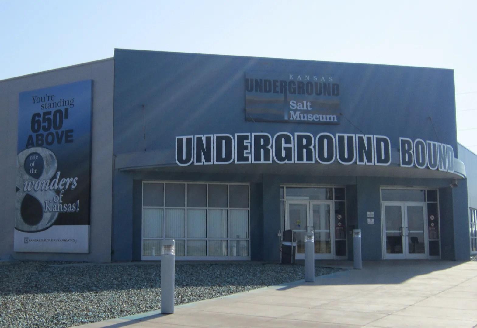 Kansas Underground Salt Museum, Hutchinson