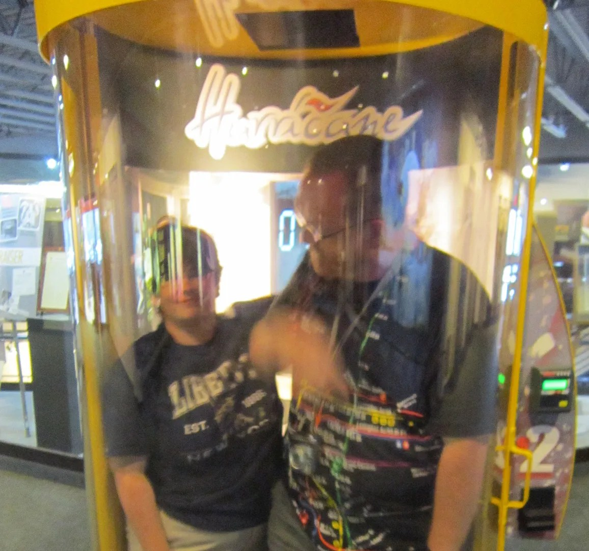 hurricane wind simulator, Kansas Cosmosphere & Space Center, Hutchinson, Kansas