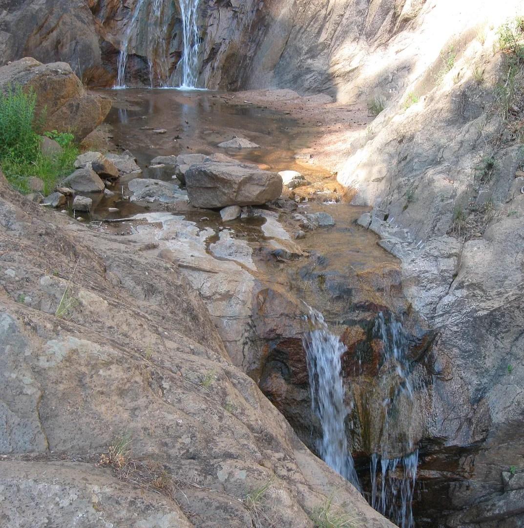 Seven Falls, Colorado Springs
