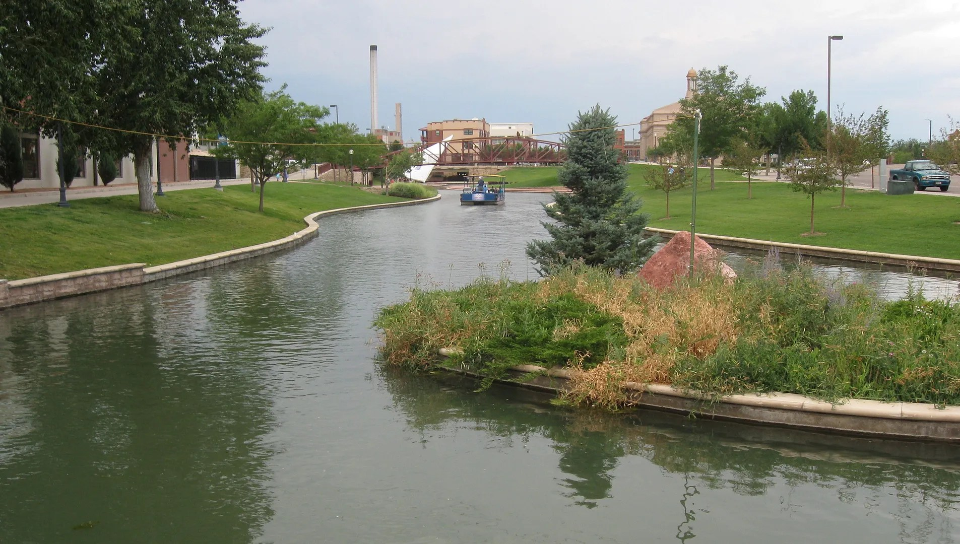 Arkansas Riverwalk, Pueblo Colorado