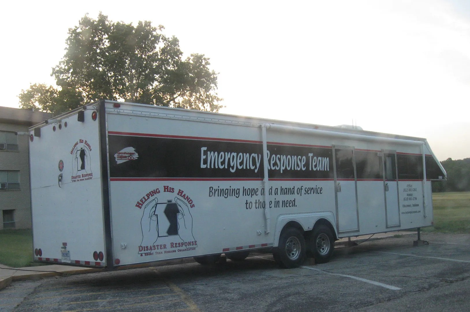 Emergency Response Team, Joplin, Missouri