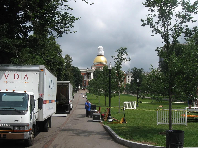 Boston State House, Freedom Trail