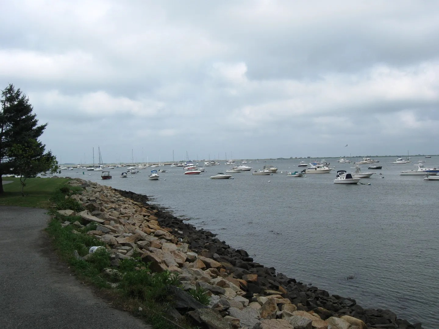 Plymouth Harbor, Plymouth, Massachusetts
