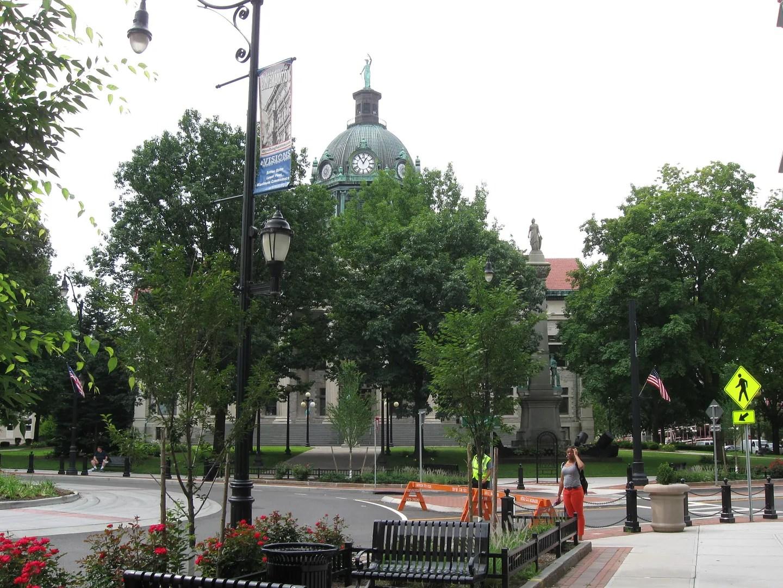 capitol dome, Binghamton