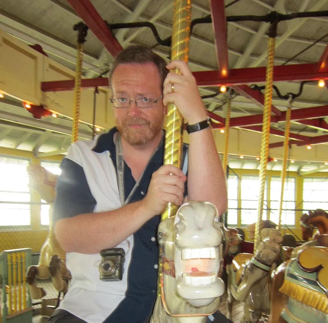carousel horsie