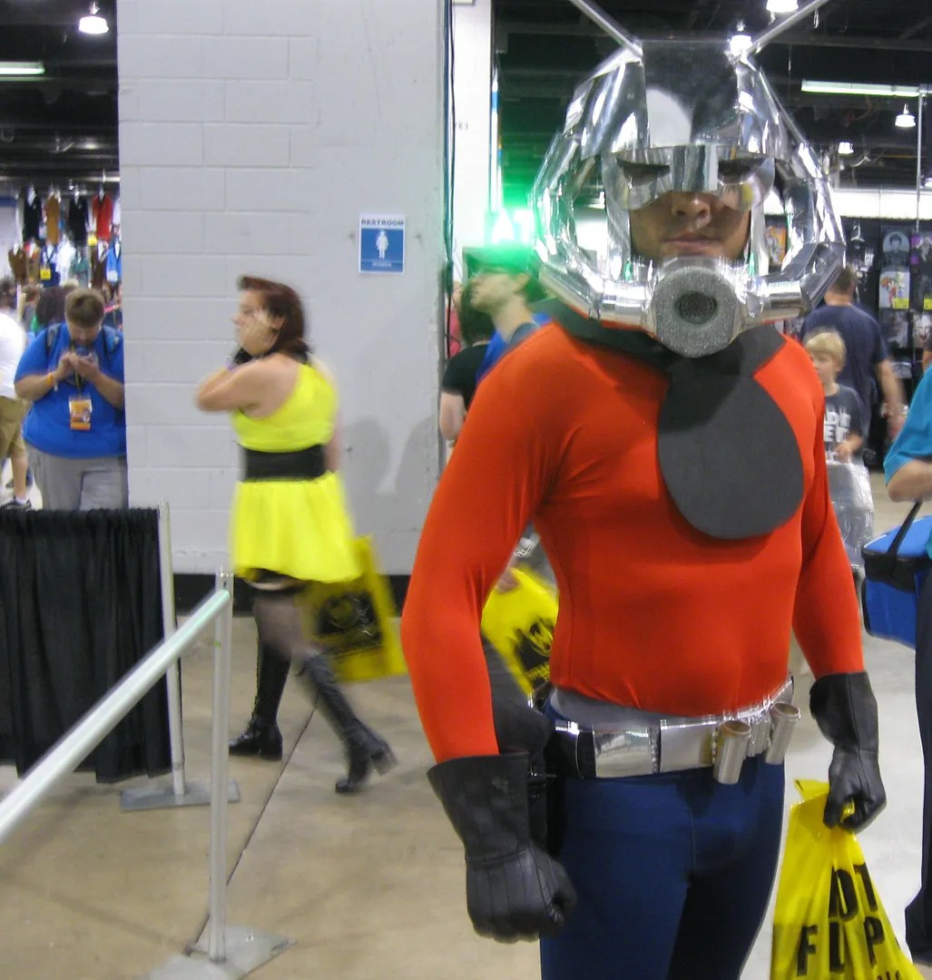Ant-Man, Wizard World Chicago