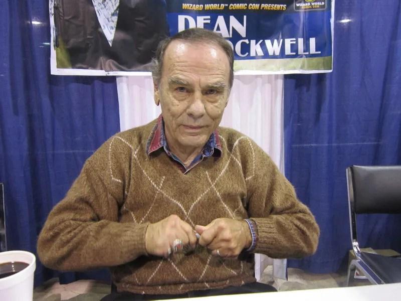 Dean Stockwell, TV's Al the Hologram