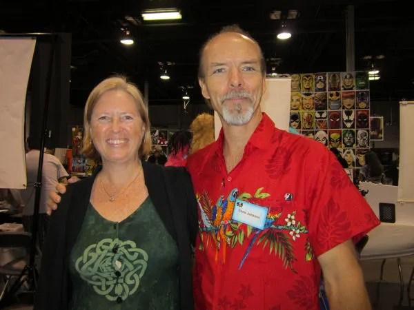 Chris A. Jackson and Anne L. McMillen-Jackson