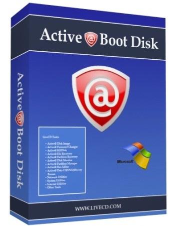 Active Boot Disk Suite 6.5.0 Datecode 26.11.2012