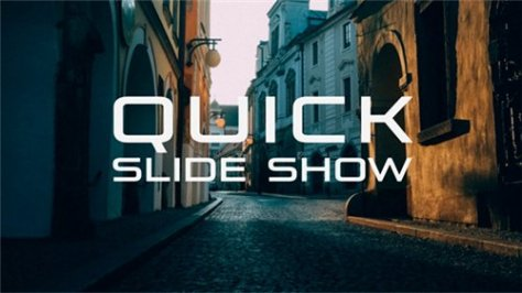 Quick Slide Show - After Effects Project (Videohive)
