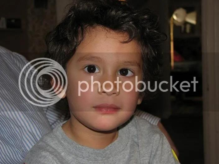Min lillebror Axel!