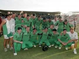 Ireland National Cricket Team