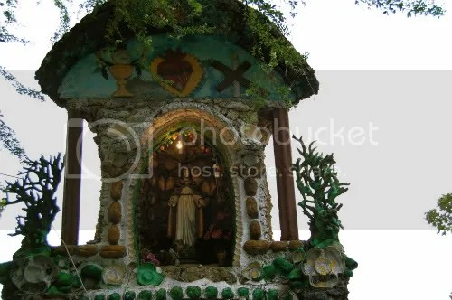 dili east timor leste shrine madonna