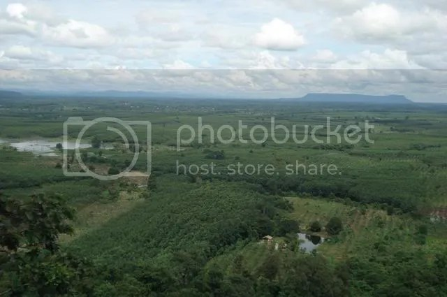 view from Phu Tok