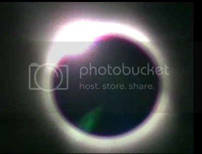 Solar Eclipse from NW China