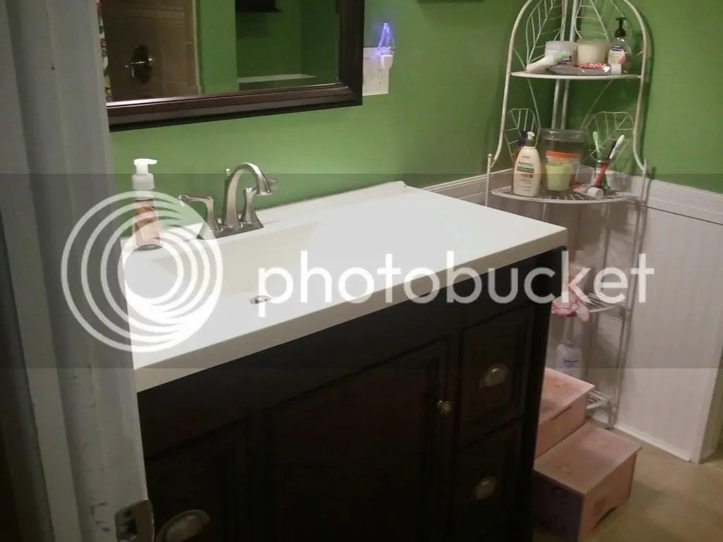 title   Bathroom Sink Backsplash Ideas