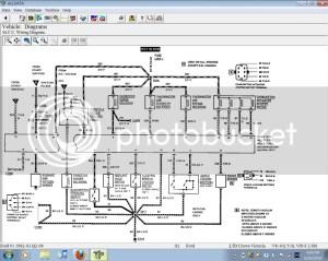 MCU System Wiring Diagram(19821991)(50 L)