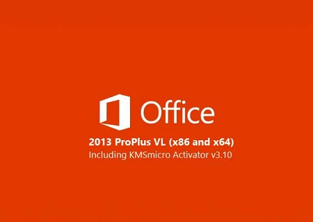 Microsoft Office 2013 With KMS.micro Activator 3.10