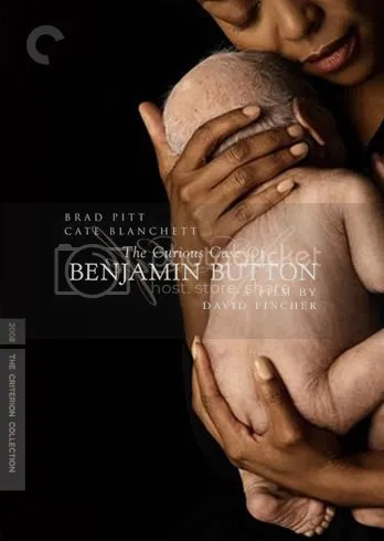 The Curious Case of Benjamin Button - My own mockup