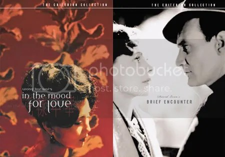 Criterion Collection - Week 7