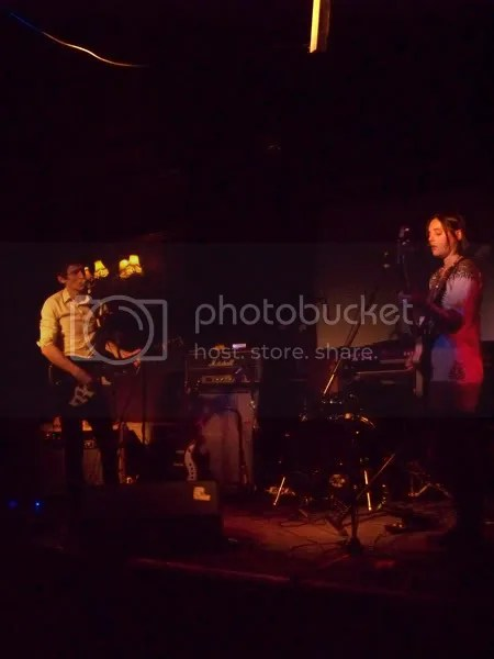 John & Jehn live at Amersham Arms