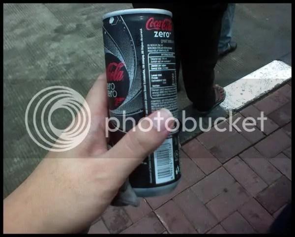My Coca Cola Zero