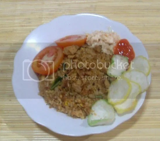 Nasi Goreng Tuna