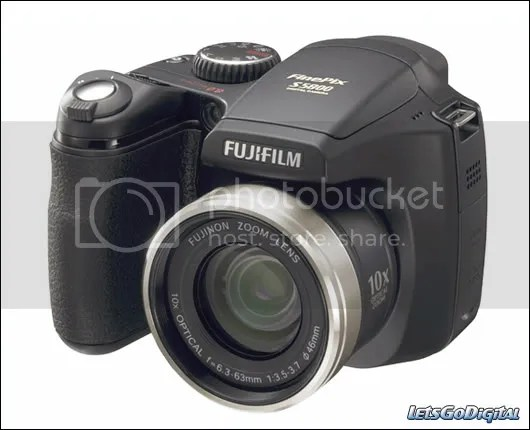 Fuji FinePix S5800