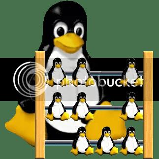 Imagne de linux counter