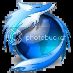 Logo Firefox Azul