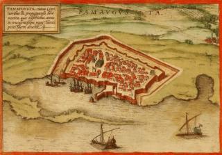 Famagusta inainte de cucerirea otomana