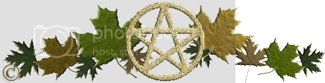 autumn pentagram divider Pictures, Images and Photos