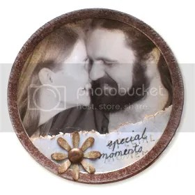 """Special Moments"" fridge magnet"