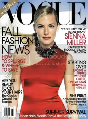 This covers just ok but a touch awkward? And I still cant understand Anna Wintours obsession with Sienna Miller...